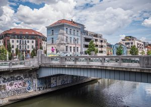 Quartier du canal